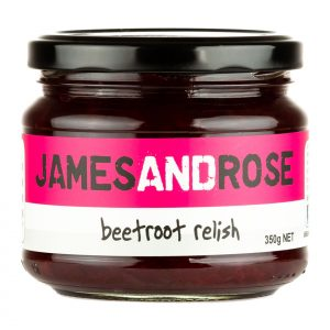 James and Rose - Beetroot Relish