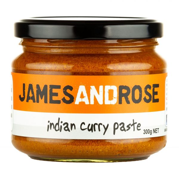 James and Rose - Indian Curry Paste